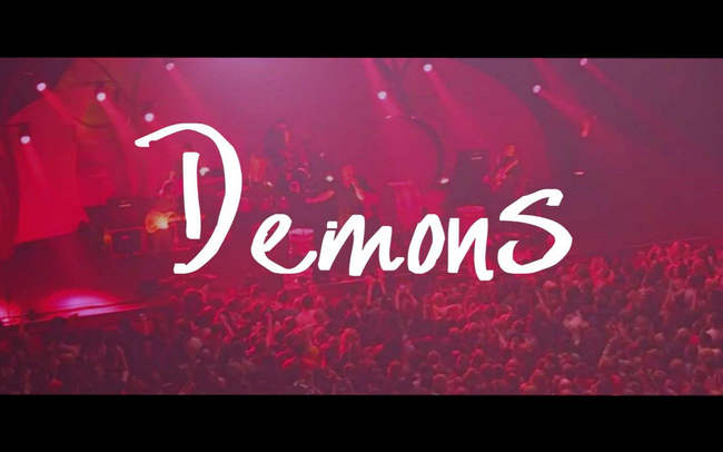 梦龙乐队 Imagine Dragons 十大经典歌曲 《Demons》最受大家欢迎